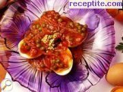 снимка 1 към рецепта Яйца с месен сос