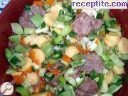 снимка 3 към рецепта Брациговски гювеч с телешко
