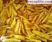 снимка 14 към рецепта Печени картофи с подправки