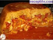 снимка 12 към рецепта Тимпан (Timpano alla Big Night)