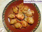снимка 1 към рецепта Сладко и пикантно пилешко
