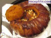 снимка 2 към рецепта Пълнена тиква със сушени плодове и мед
