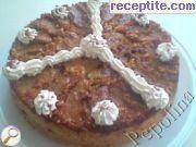 снимка 1 към рецепта Карамелизиран десерт с ябълки