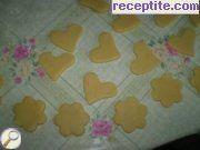 снимка 4 към рецепта Портокалови бисквити