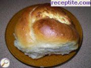 снимка 4 към рецепта Тутманик с праз лук и сирене