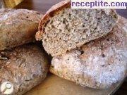снимка 20 към рецепта 5-минутно хлебче