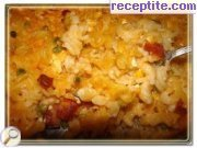 Baked Pasta with sausage
