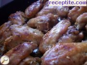 recipe photo 5 Chicken wings with honey and beer