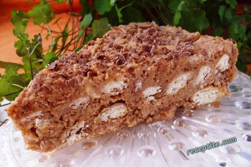 Снимки към Саламена торта
