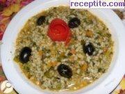 снимка 1 към рецепта Пролетен ориз