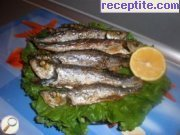 Sardine in the oven