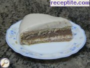 recipe photo 11 Layered cake ready bases and two types of Ghana