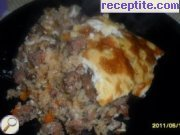 recipe photo 9 Counterfeit cancer-dolma mince