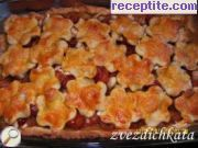 recipe photo 2 Pie with cherries and apples