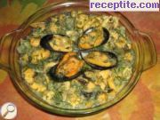 recipe photo 3 Salad of mussels
