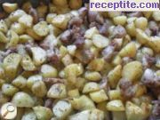 Potatoes Baked meat