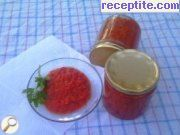 Homemade chutney grandmother