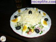 recipe photo 3 Low calorie salad Shepherd