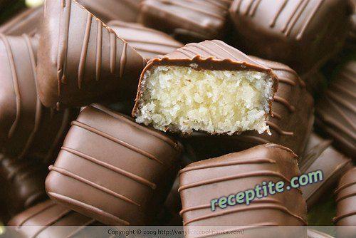 Снимки към Мини десертчета Баунти