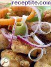 снимка 1 към рецепта Панирани пилешки гърди с бира