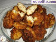 Chicken meatballs with apple