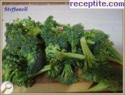 recipe photo 1 Salad of cooked broccoli