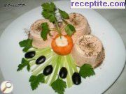 recipe photo 2 Feta cheese mousse with red peppers