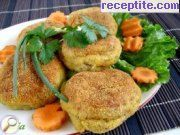 Fish meatballs with potatoes - II type