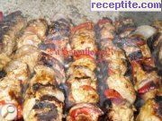 Shashlik in Siberian