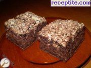 recipe photo 8 Cake with chocolate wafers