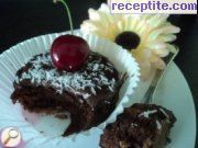 Chocolate pastries - II type