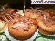 Muffins with almond