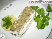 Terrine of eggplants