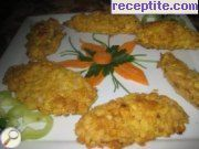 recipe photo 2 Chicken fillets with cornflakes oven