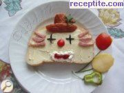 Sandwich Clown