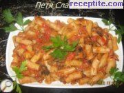 recipe photo 1 Macaroni with zelenchuchi