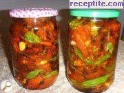 снимка 1 към рецепта Печени мариновани домати