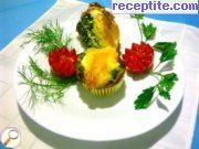 recipe photo 3 Eggs baked in muffin shapes (M * oeufins)