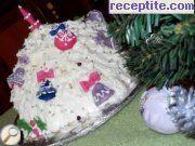 снимка 7 към рецепта Торта Елха - BABY