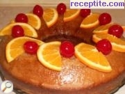 Copper sponge cake - II type