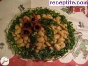 recipe photo 4 Salad of beans in Shumen