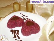 снимка 1 към рецепта Желирани малини