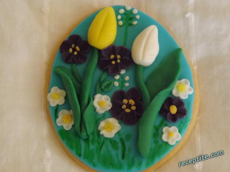 Снимки към Хрупкави бисквитки