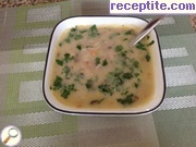 Potato soup with meat