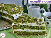recipe photo 5 Layered cake * Green meadow *