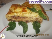 recipe photo 17 Lasagna with minced meat and bechamel sauce