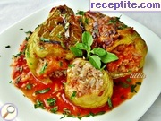 recipe photo 4 Stuffed peppers with rice and minced meat with tomato sauce
