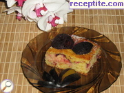 recipe photo 7 Cake with prunes and walnuts