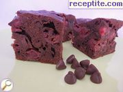 recipe photo 9 Juicy chocolate cake with cherries
