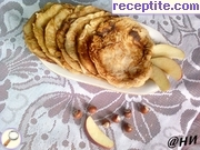 Apple pancakes - II type